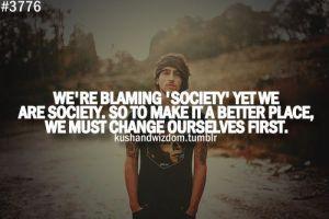 Blaming-Society