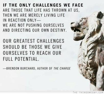 Challenge-Brendon Burchard