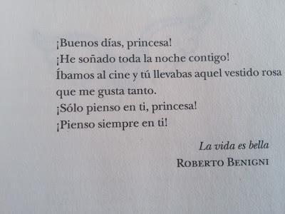 bongiorno principessa