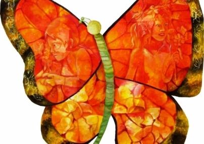 Mariposas viajeras y migrantes -la raza