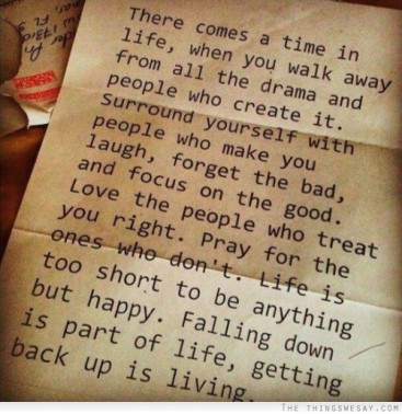 GEt up and LIve