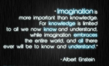imagination-Einstein