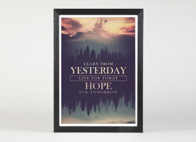 live for past,present,future
