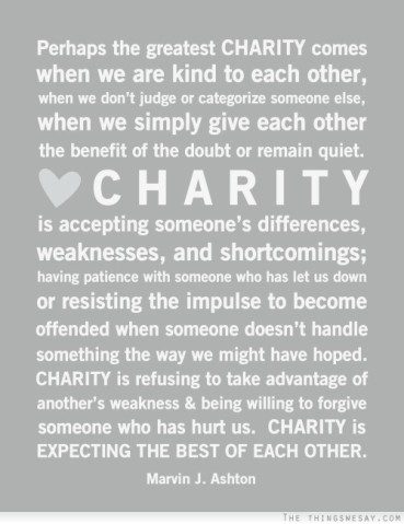 Real Charity