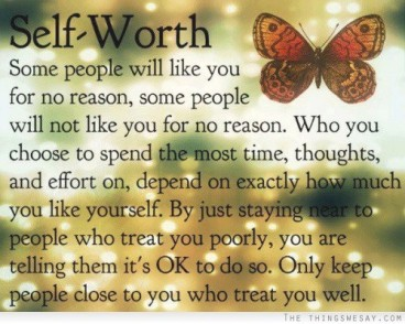 self worth and the monarch butterfly