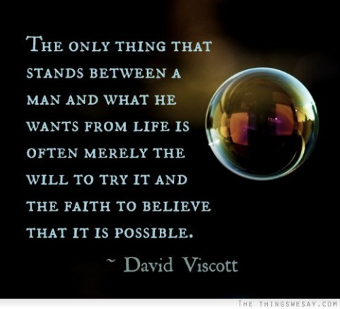 Want and belief