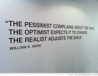 adjust your sails
