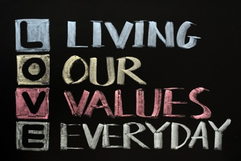 living-our-values-daily