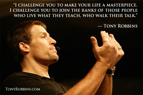 Walk Your Talk-Tony Robbins