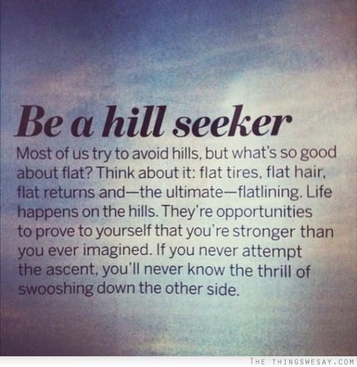 Hill Seekers