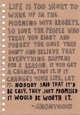 life is worth itj